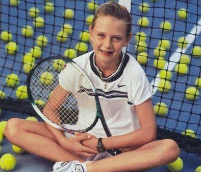 Maria-Sharapova-first-photoshoot
