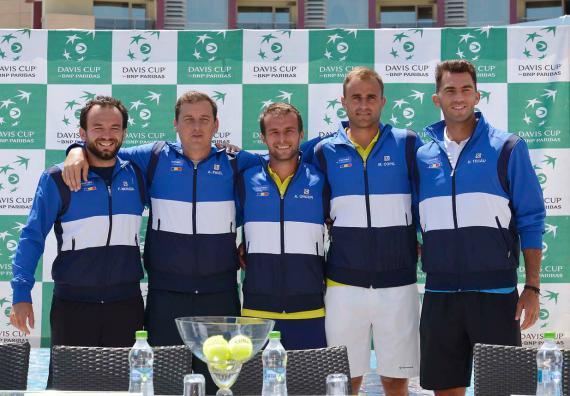Cupa Davis echipa