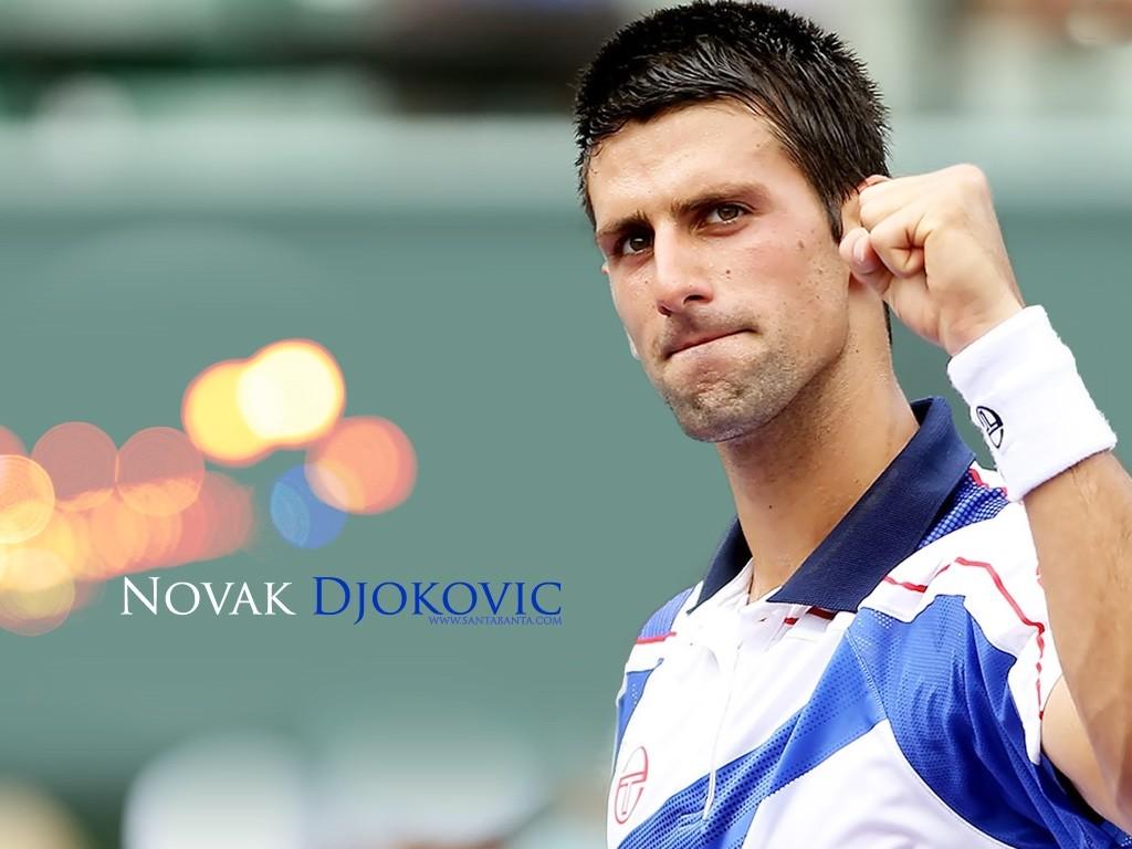 Novak Djokovic blog