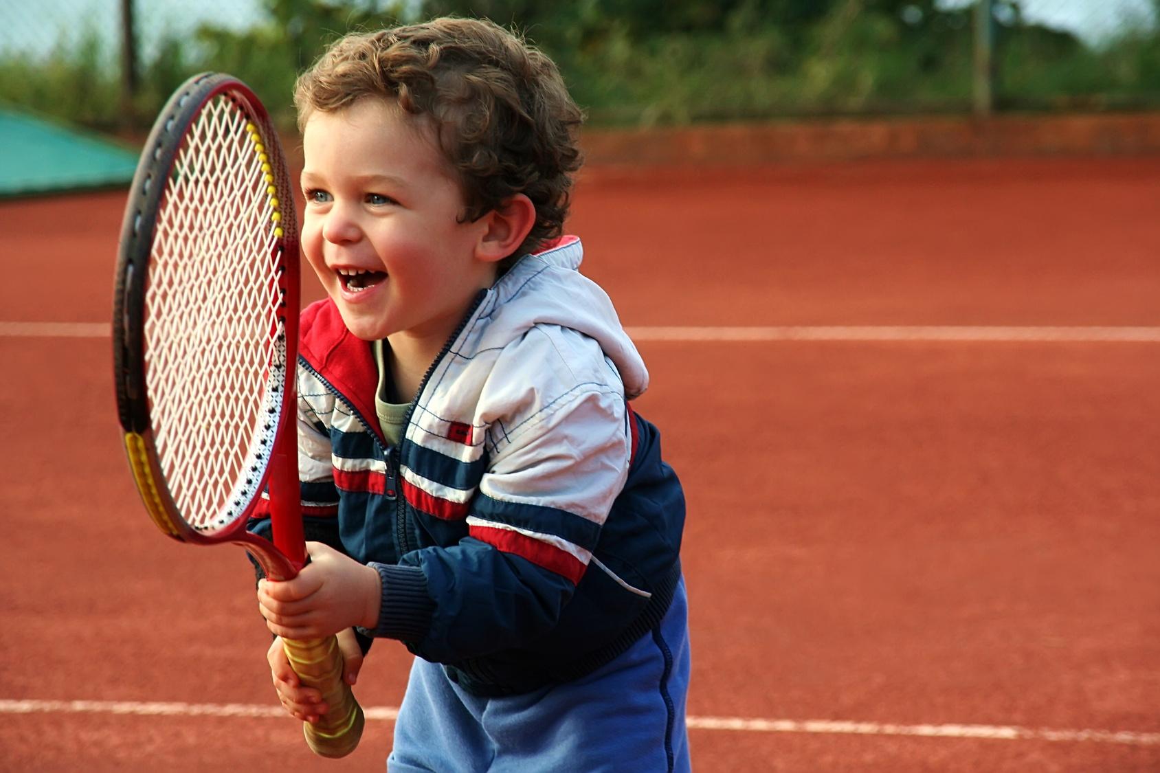 tenis juniori