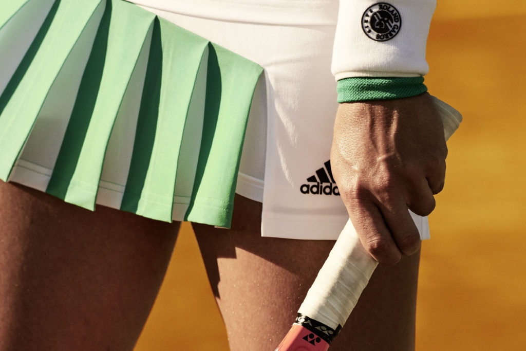 Noua colecţie adidas pentru Roland Garros 2017