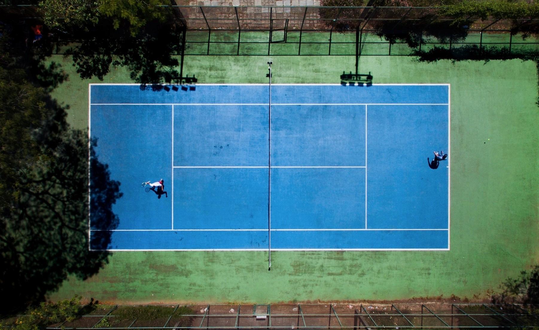 începător în tenis