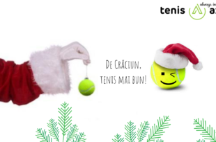 cadouri sarbatori tenis