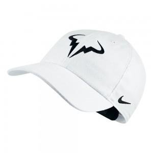 Nike - Rafael Nadal Aerobill H86 Sapca Tenis Barbati Alb/Negru