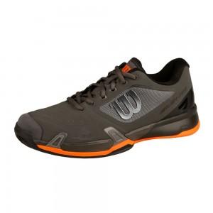 Wilson - Rush Pro 2.5 Clay Incaltaminte Tenis Barbati Gri/Portocaliu/Negru