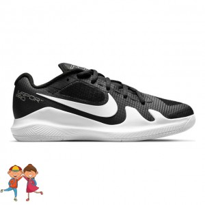 Nike - Air Zoom Vapor Pro Jr. All Court Incaltaminte Tenis Unisex Copii Negru/Alb