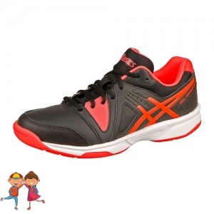 asics - Gel-Gamepoint GS All Court Incaltaminte Tenis Fete negru/roz