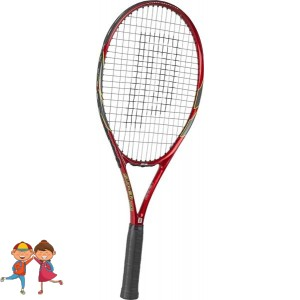 "Pro's Pro - Super Star 26"" Racheta Tenis Copii Rosu/Argintiu/Galben"