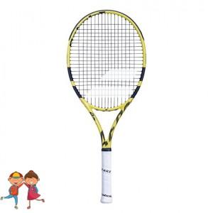 "Babolat - Aero Junior 25"" Jr. Racheta Tenis Copii Galben/Negru"