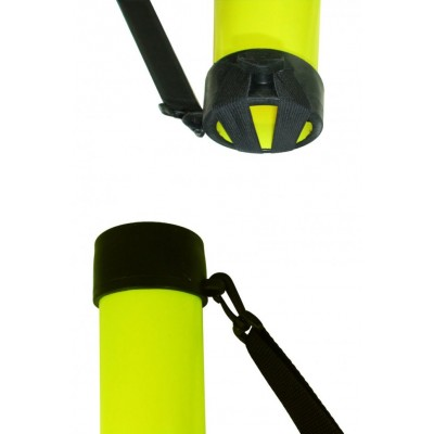 Pro's Pro - Quick Pick Tub Colector 18 Buc. Mingi de Tenis Galbn/Negru