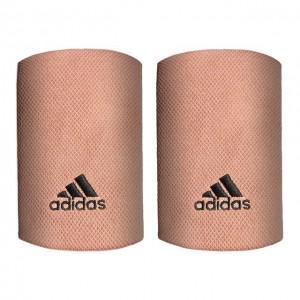 Adidas L Wristband Mansete Barbati Culoare Roz