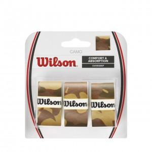 Wilson-Set 3 Overgripuri Camo Maro