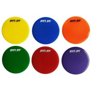 Pro's Pro - Cercuri de marcaj Cauciucate Set 6 Buc. Multicolorr
