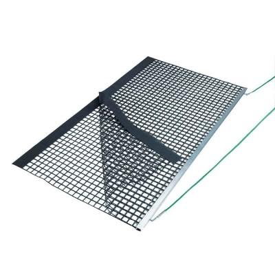 Nivelator dublu PVC cu banda pe suport din aluminiu
