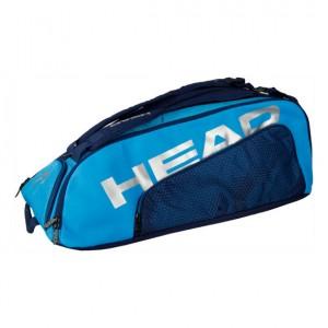 HEAD - Tour Team 2020 12R Monstercombi Geanta Tenis 12 Rachete Bleumarin/Albastru deschis/Argintiu