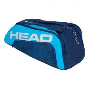 HEAD - Tour Team 2020 9R Supercombi Geanta Tenis 9 Rachete Bleumarin/Albastru deschis/Argintiu