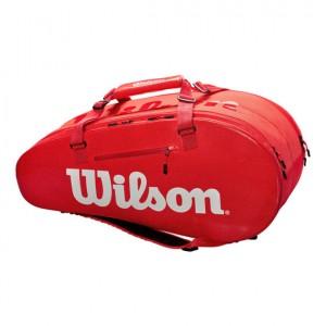 Wilson-Geatan Tenis Super Tour 2 Pentru 9 Rachete