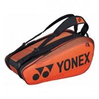 Yonex - Pro Geanta Tenis X9 Rachete (2020) Portocaliu/Negru
