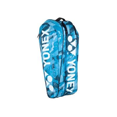 Yonex Pro Geanta tenis pentru 6 rachete 92026 Culoare Albastru