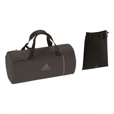 adidas - Convertible Training Medium Geanta Sport Gri inchis/Argintiu