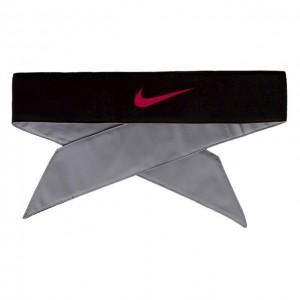Nike - Rafael Nadal Headband Bandana Tenis Unisex Negru/Roz fuchsia
