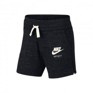 Nike - Sportswear Vintage Short Tenis Fete Negru/Crem
