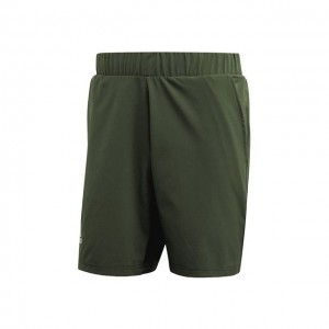 adidas - Australian Open Heat Ready 2 in 1 Short Tenis Barbati Verde oliv/Gri