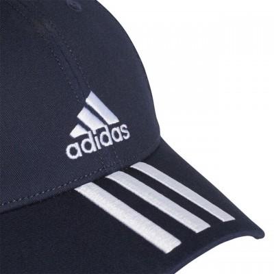 adidas - 3-Stripes Baseball Cap Sapca Tenis Unisex Bleumarin/Alb