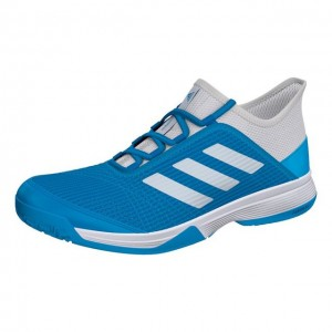 Adidas - Adizero Club Jr. All Court Incaltaminte Tenis Unisex Copii Albastru/Alb