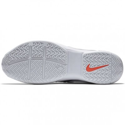 Nike - Air Vapor Advantage All Court Incaltaminte Tenis Copii Bleumarin/Portocaliu/Alb