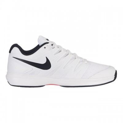 Nike - Air Zoom Prestige All Court Incaltaminte Tenis Copii Unisex Alb/Negru