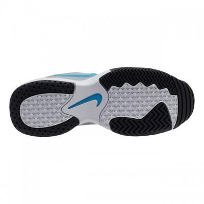Nike - Court Lite 2 Jr. All Court Incaltaminte Tenis Copii Gri/Negru/Albastru