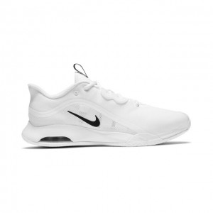 Nike - Air Max Volley All Court Incaltaminte Tenis Barbati Alb/Negru/Argintiu