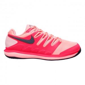 Nike - Simona Halep Air Zoom Vapor X Clay Incaltaminte Tenis Zgura Femei Roz neon/Roz deschis/Bleumarin