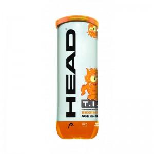 HEAD - TIP Orange (Stage 2) Cutie 3 Buc. Mingi Tenis Copii 7-9 Ani