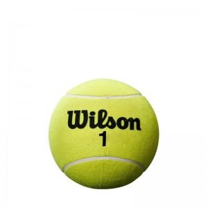 Wilson - Roland Garros Jumbo Ball Minge Autograf 13 cm Galbena