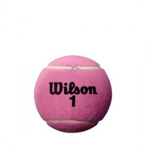 Wilson - Roland Garros Jumbo Ball Minge Autograf 13 cm Roz