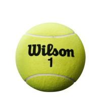Wilson - Roland Garros Jumbo Ball Minge Autograf 22 cm Galbena