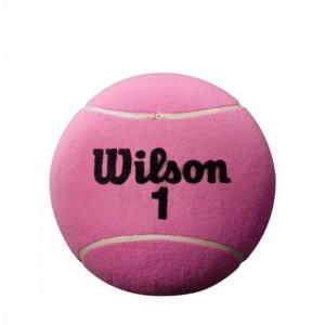 Wilson - Roland Garros Jumbo Ball Minge Autograf 22 cm Roz