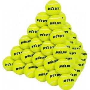 Pro's Pro - Practice Sac 60 Buc Mingi de Tenis pentru Antrenament