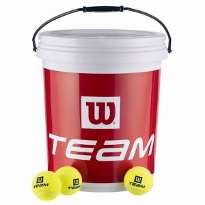 Wilson-Mingi Tenis De Camp TEAM W TRAINER