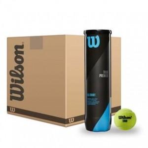 Wilson - Tour Premier All Court Bax 72 Buc. Mingi Tenis De Camp Competitionale (4 Mingi/Cutie)