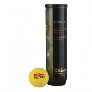 Wilson - US Open Extra Duty Cutie 4 Buc. Mingi Tenis De Camp Competitionale All Court