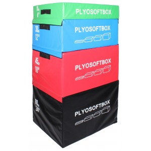 Merco - Plyo Box Soft Plyometric Block