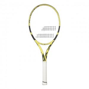 Babolat - Pure Aero Lite 2018 Racheta Tenis De Camp Competitionala Galben/Negru