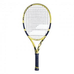 "Babolat - Pure Aero Jr. 25"" (2019) Racheta Tenis Competitionala Copii Galben/Negru"