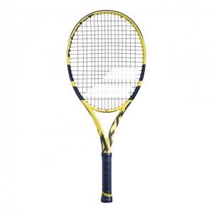 "Babolat - Pure Aero Jr. 26"" (2019) Racheta Tenis Competitionala Copii Galben/Negru"