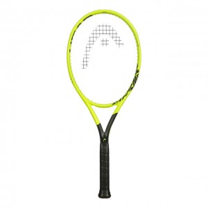 HEAD - Graphene 360 Extreme MP Tour Racheta Tenis de Camp Competitionala Galben neon/Negru