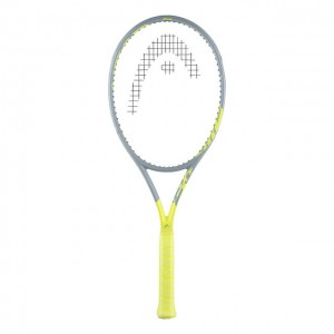 HEAD - Graphene 360+ Extreme Tour Racheta Tenis de Camp Competitionala Gri/Galben