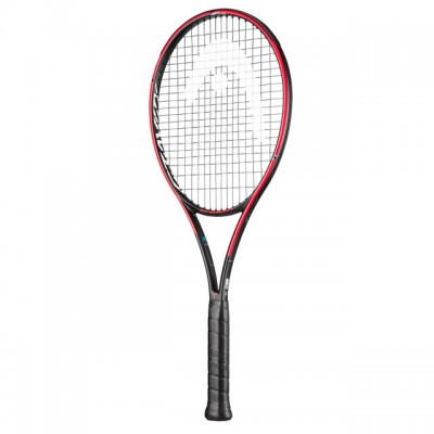 HEAD - Graphene 360+ Gravity MP Lite Tour (2019) Racheta Tenis De Camp Competitionala Negru/Verde Turcoaz/Rosu Coral
